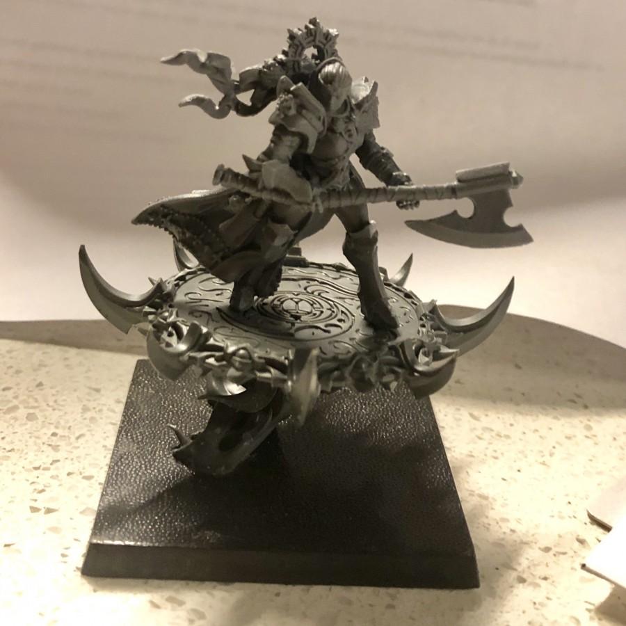 Chaos Lord on War Dias/Skywheel