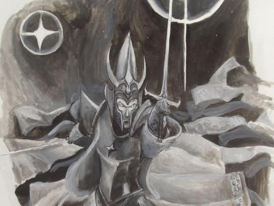 Elf swordmaster