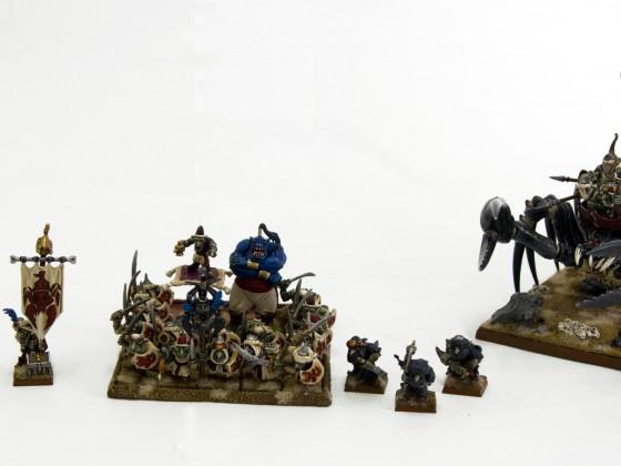 Desert Goblin Army