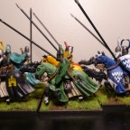 Knights of the Realm - Burgundy Unit