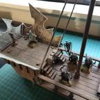 Dread Elf Ship