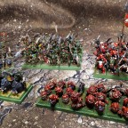 My ETC orcs & goblins army