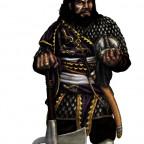 Kegiz Gavem Dwarf III by Paulus Indomitus