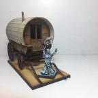 Gypsy Caravan as Arcane engine WIP