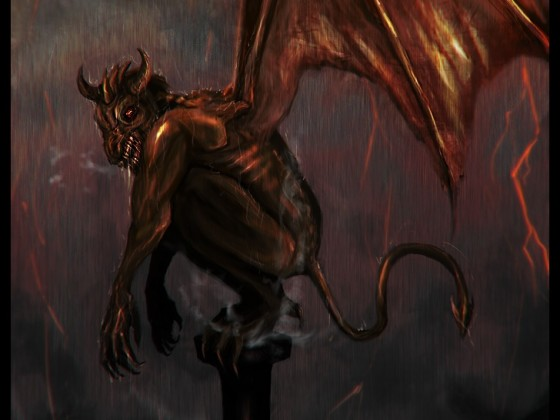 Daemon I by Snook-8