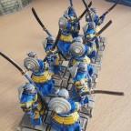 Ashigaru (aka Heavy Infantry)
