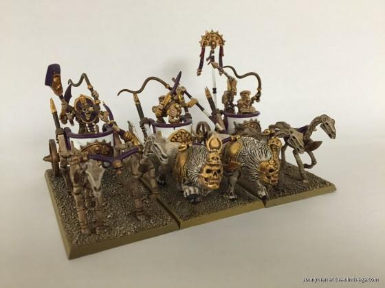 Skeleton Chariots