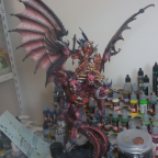 Lord of Wrath on Dragon or Chimera