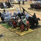 Marcos' Knights, smaller scale to match Perry