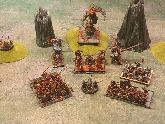 Infernal Dwarves Army