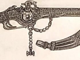 Avrasian Pistol (Imported)
