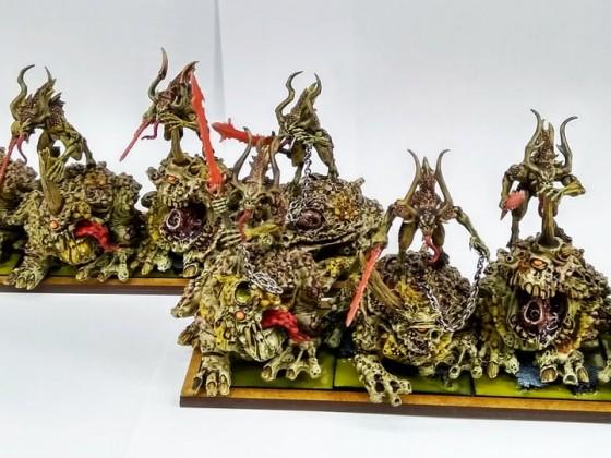 Pestilence army
