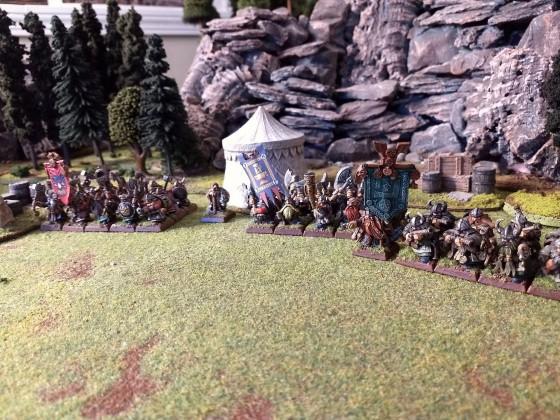 9th Age Quickstarter Dwarven Holds army