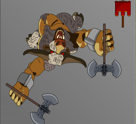 Minotaurs(Paired)Banner