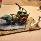 WIP scrap wagon