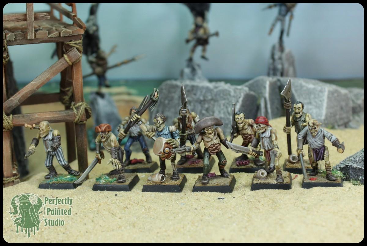 Zombie Pirates!