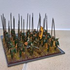 Spear-/Pikemen of the empire
