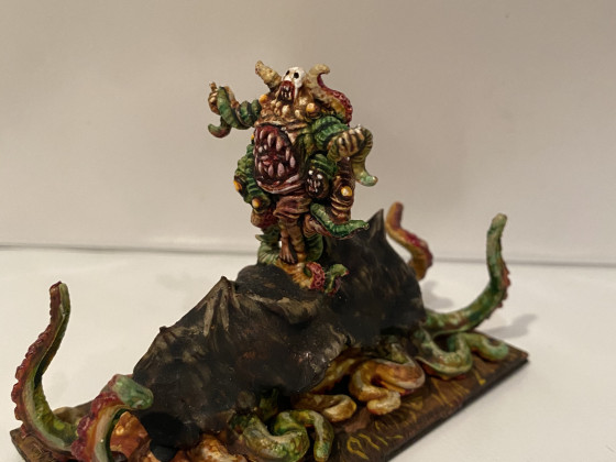 Sentinel of Nukuja on Dark Pulpit