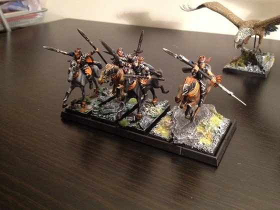 Elven Light Cavalry