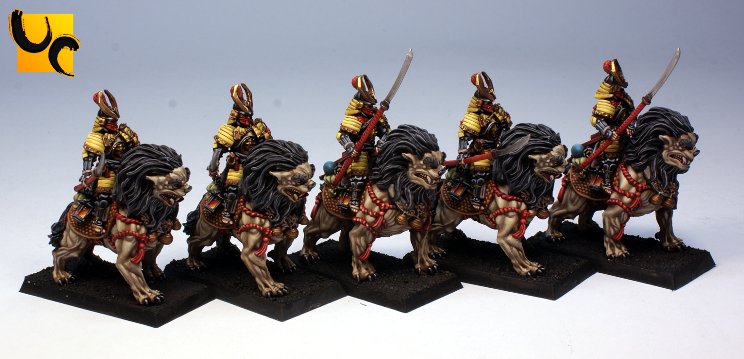 Cavalry for EoS
