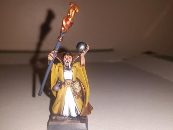 Saint Clarence Alchemist