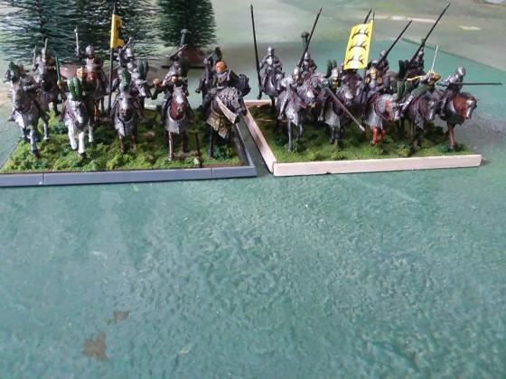 Uradel's second unit of knights