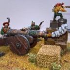 EoS Artillery opening fire