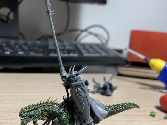 WIP Dread Knight