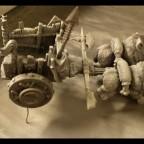boar chariot