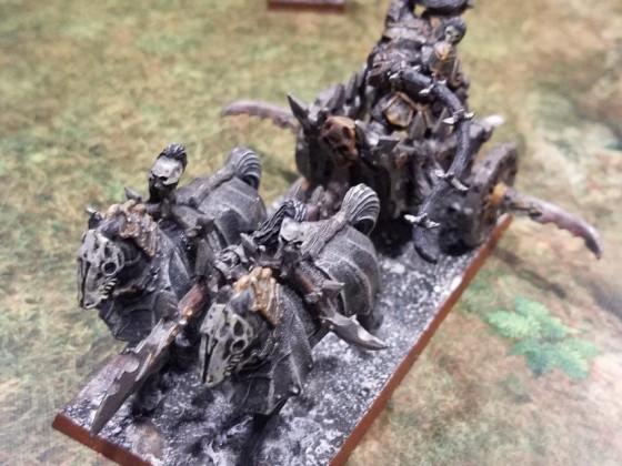 Quickstarter WDG - Warrior chariot