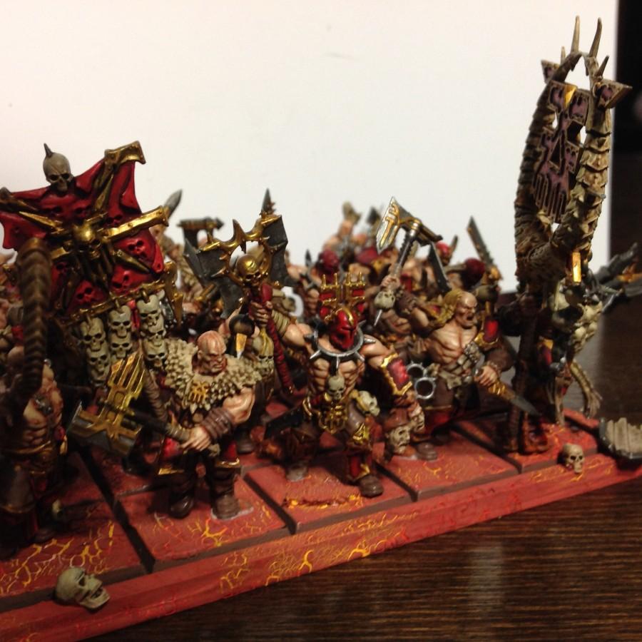 Wrath Warriors