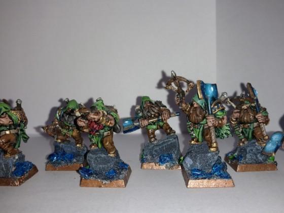 Sureshot Stunties (Clan Marksmen)