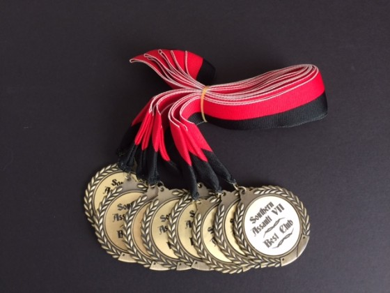 Best in Club medals