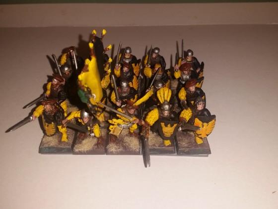 Heavy Infantry Swordsmen