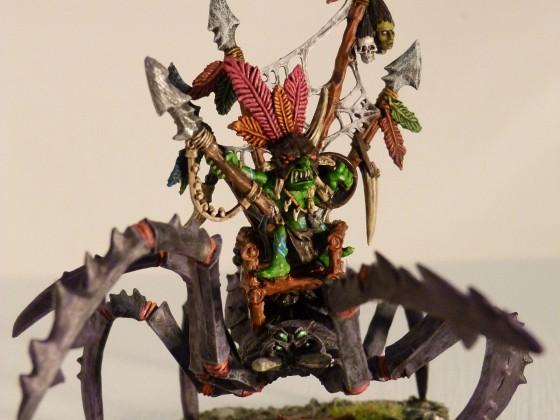 Seigneur Gobelin des Forêts sur Gigaraignée