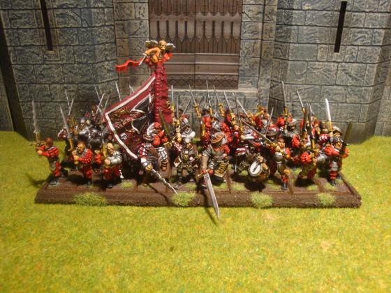 Games Workshop & MOM Talabheim Great Swordsmen