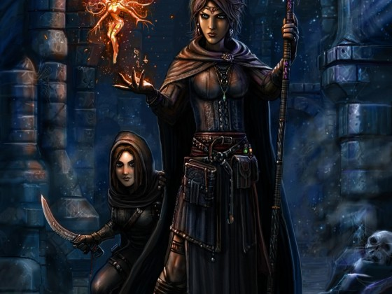 Treasure and Trouble by Sir Tiefling