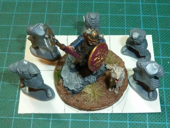 Base conversion