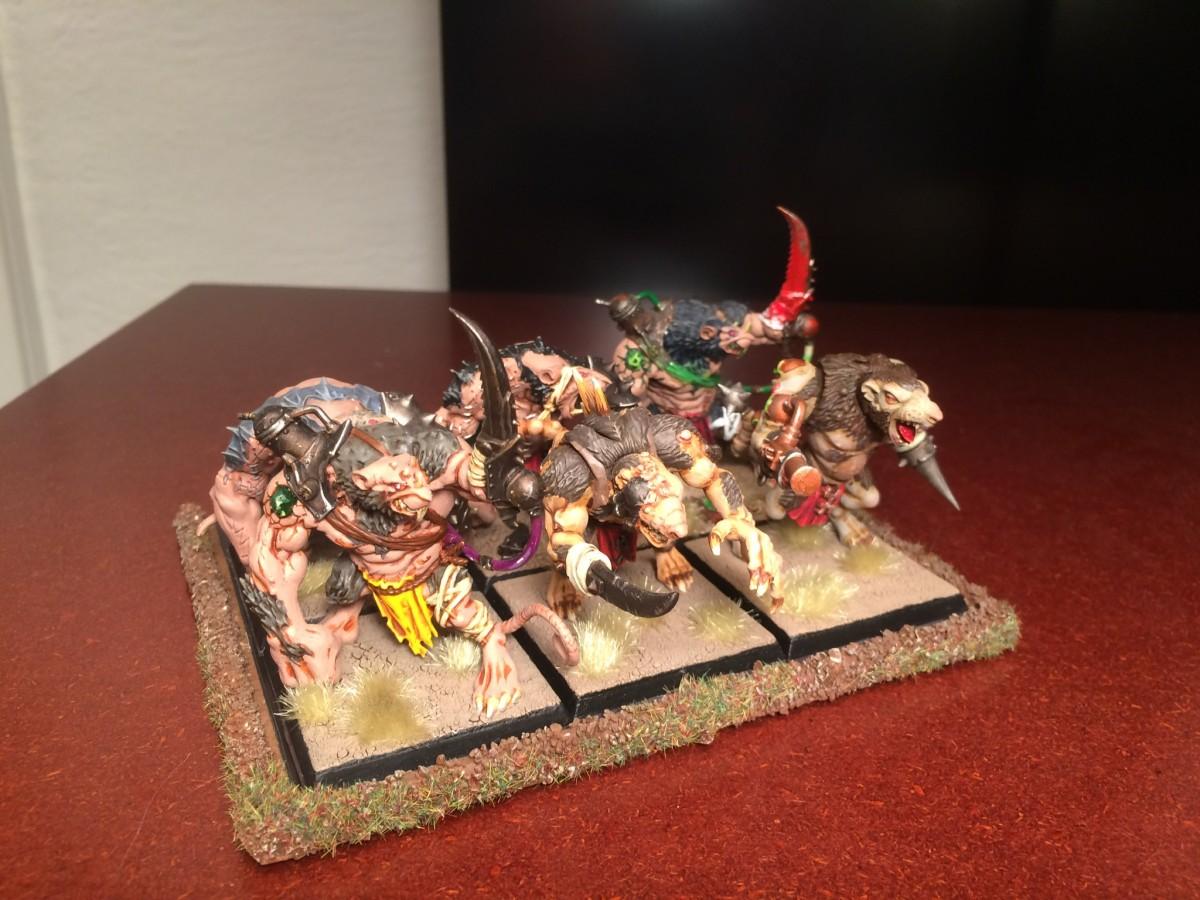 Unit of Vermin Hulks