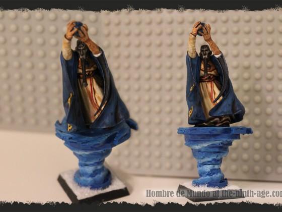 Archwizard on Magic Ice Tornado(?)