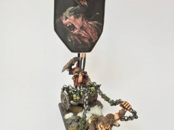 Beast Chieftain in Chariot BSB by Lasse Blichfeldt
