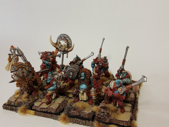 Bruisers with Great Khan General and Khan BSB