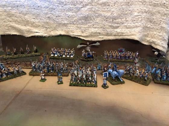 Army of the Highborn Elves