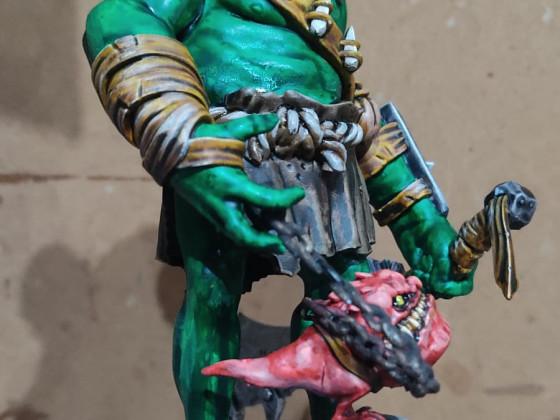 Grum Orcs ¬ Goblins
