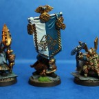 Warriors - Command Group