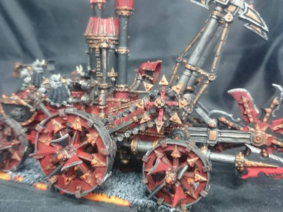 Infernal Engine, a.k.a The Murder Train