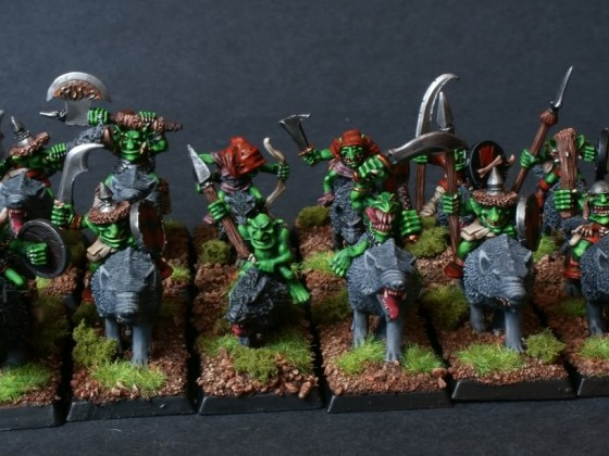 Goblin Raiders