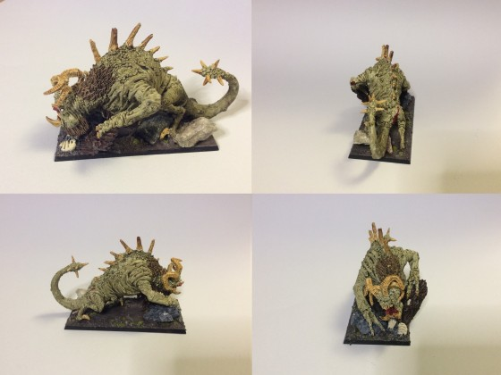 Pestilent Bloodbeast