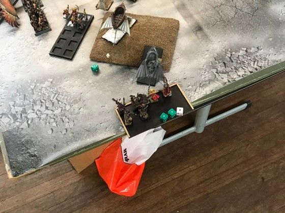 Last Stand 2018 - DE vs HE (Lionguard flee from panic)