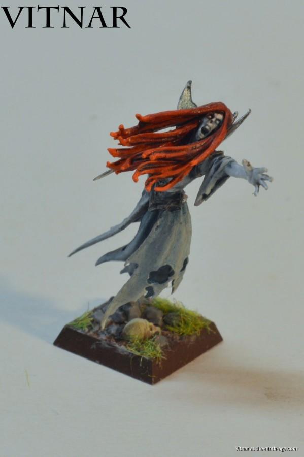 Wraith. Earplugs! Get your earplugs 'ere!